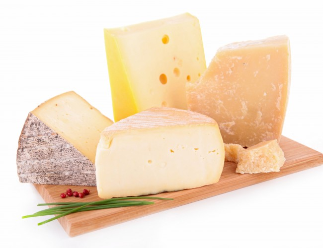 Cheese sector